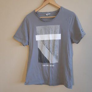 Jack & Jones |  CORE | graphic logo spell out tee